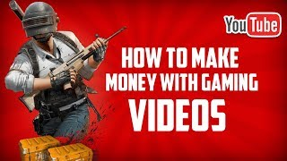 How to Make Money With Gaming Videos! (Trending)