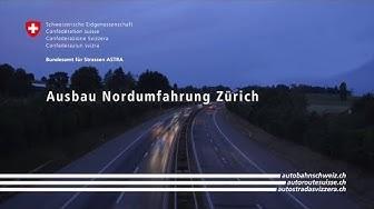 A1 Ausbau Nordumfahrung Zürich