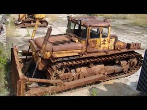 Какие тракторы и бульдозеры были самыми неудачными и капризными в СССР?