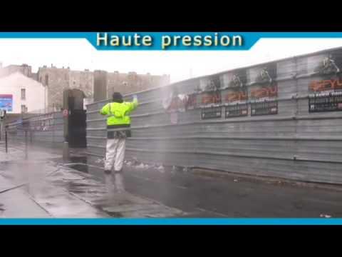 Haute pression - urbaine de travaux Groupe Fayat