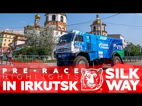 2019.07.06 Silk Way Rally 2019: Spectacular Images