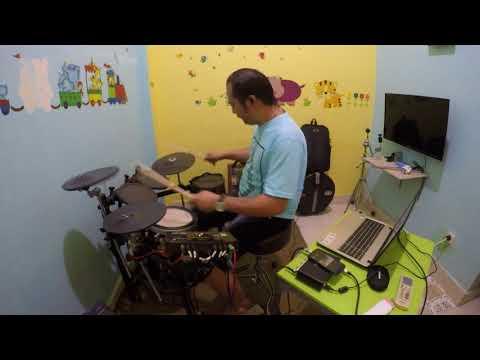 Adera - Lebih Indah (Drum Cover)