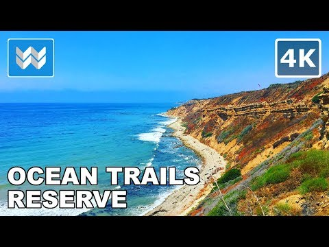 Hiking the Ocean Trails Reserve in Rancho Palos Verdes, California【4K】