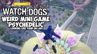 Watch Dogs Weird Mini Game