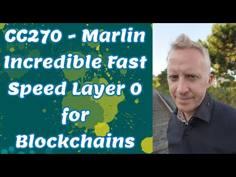 CC270 - Marlin Incredible Fast Speed Layer 0 for Blockchains