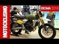Fantic Motor Caballero 500 Rally - EICMA 2018