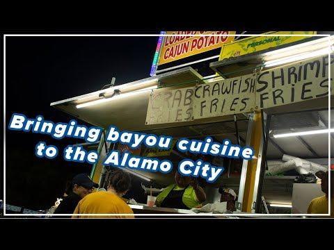 Bayou Cuisine Invades San Antonio