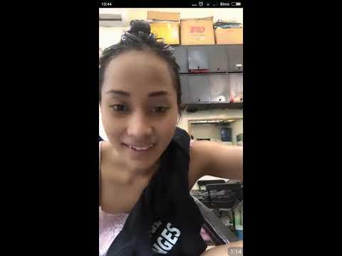 Poppy Rena pakai transparan | streaming on bigo live