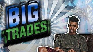 NBA 2K17 Hawaii Hurricanes MyLeague Ep. 4 - BIG TRADES!!!!