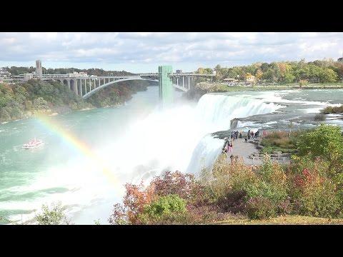 Niagara Falls in 4K (Ultra HD)