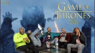 THE NIGHT KING VS. DRAGONS! Game of Thrones Season 7 Episode 6