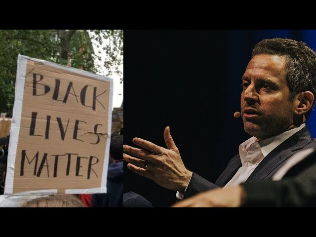 Debunking Sam Harris' EMBARRASSING #BLM Argument (TMBS 146)