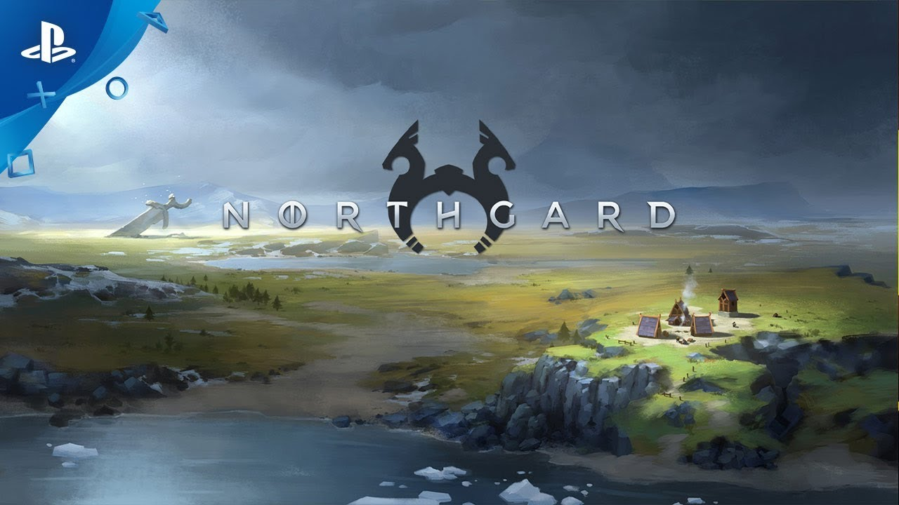 Northgard - Announce Trailer | PS4