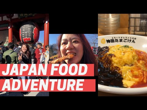 Japan Eating Adventure   Asakusa & Akihabara   The Travel Project