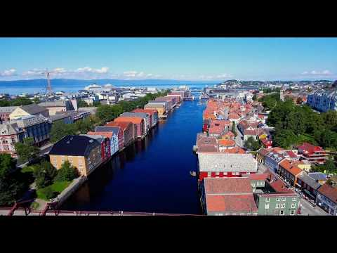 Summer in Trondheim [4K]