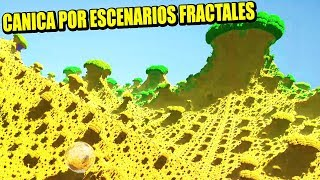 ESCENARIOS FRACTALES CAMBIANTES
