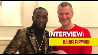 BOXING INTERVIEW: TERENCE CRAWFORD