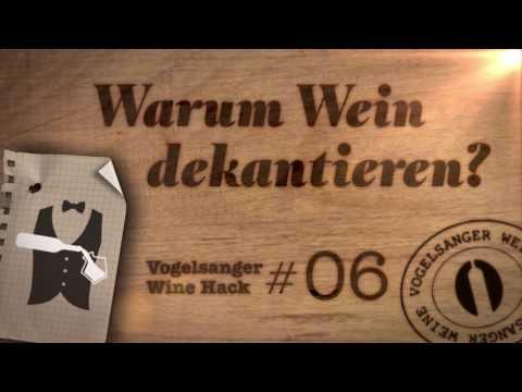 Vogelsanger Wine Hack #6
