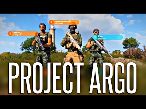 New ArmA Title??? - Project Argo Gameplay