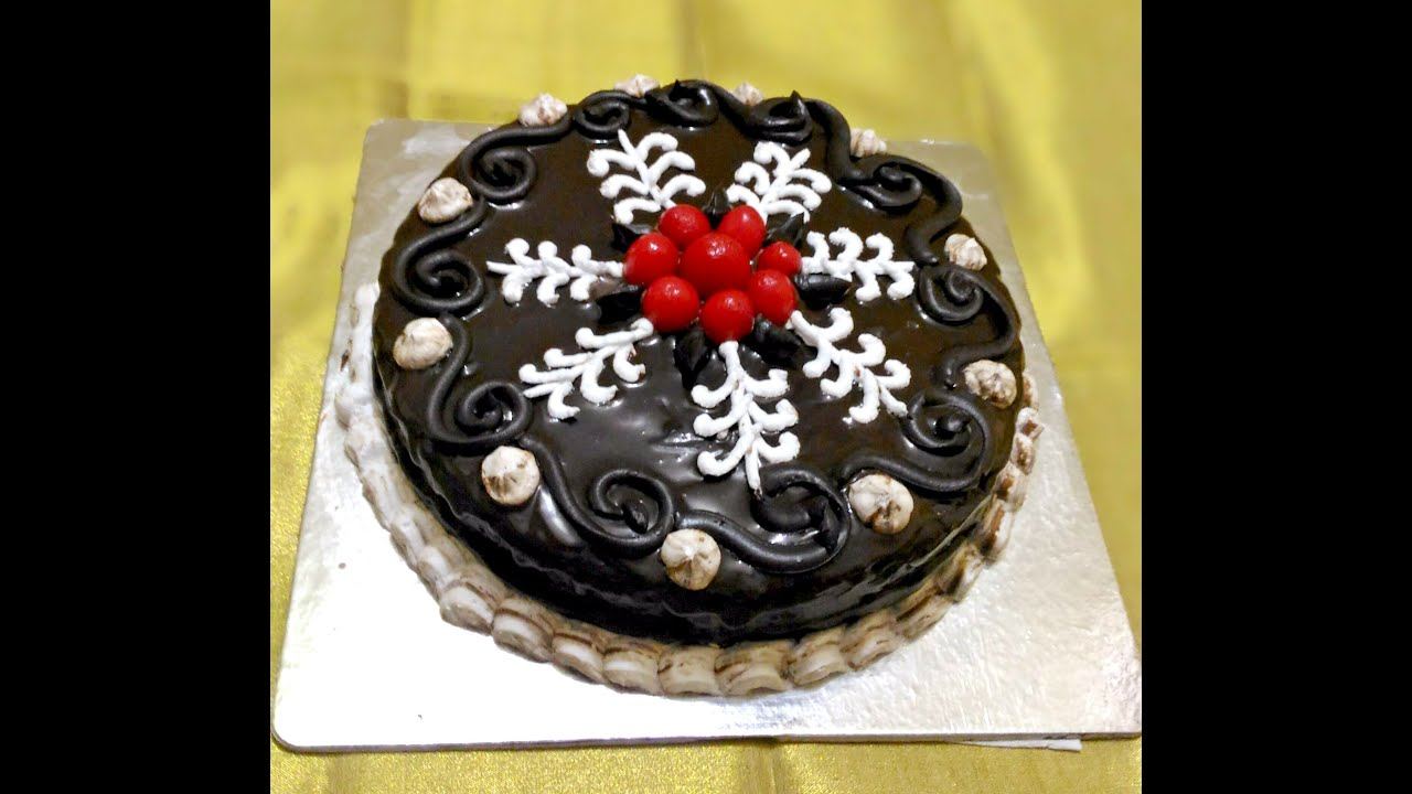 Eggless Chocolate Cake Egal Sa Ca Kal Ta Ka Ka No Oven No Condensed Milk Moist Soft Chocolate Ganache Icing Youtube