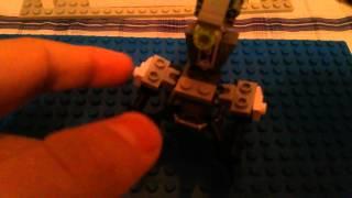Видео урок №4как сделать дройдеку для лего Star Wars
