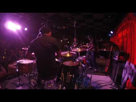 """Javo Barrera """"Just in time"""" Los Angeles ca drumcam Zoom Q2n"""