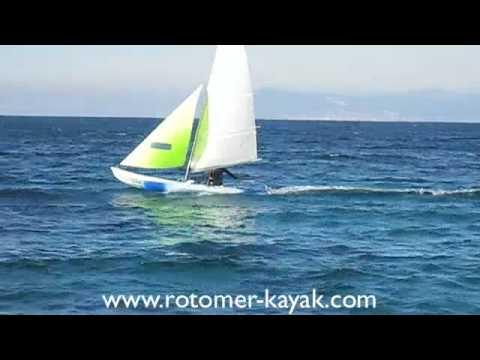 "TRIAK XL """""" www.rotomer-kayak.com""""""  Kayak"
