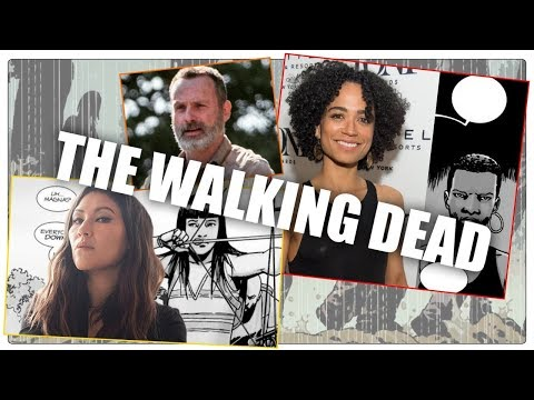 NEW CASTING HINTS TO WHISPERERS IN SEASON 9! The Walking Dead