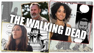 Video NEW CASTING HINTS TO WHISPERERS IN SEASON 9! The Walking Dead download MP3, 3GP, MP4, WEBM, AVI, FLV Juli 2018