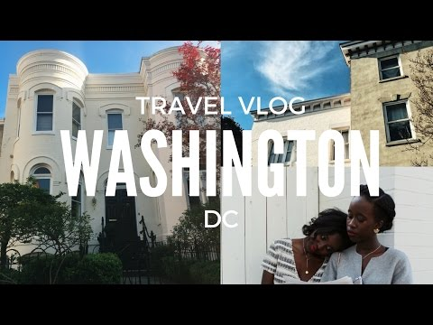 Travel Vlog: Washington, DC