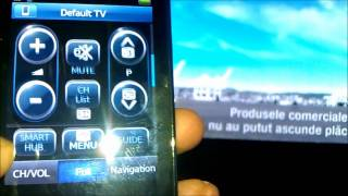 samsung rmc30d1 touch screen remote works with everything and internet browsing muie chelie ggf