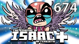 The Binding of Isaac: AFTERBIRTH+ - Northernlion Plays - Episode 674 [Bearded]