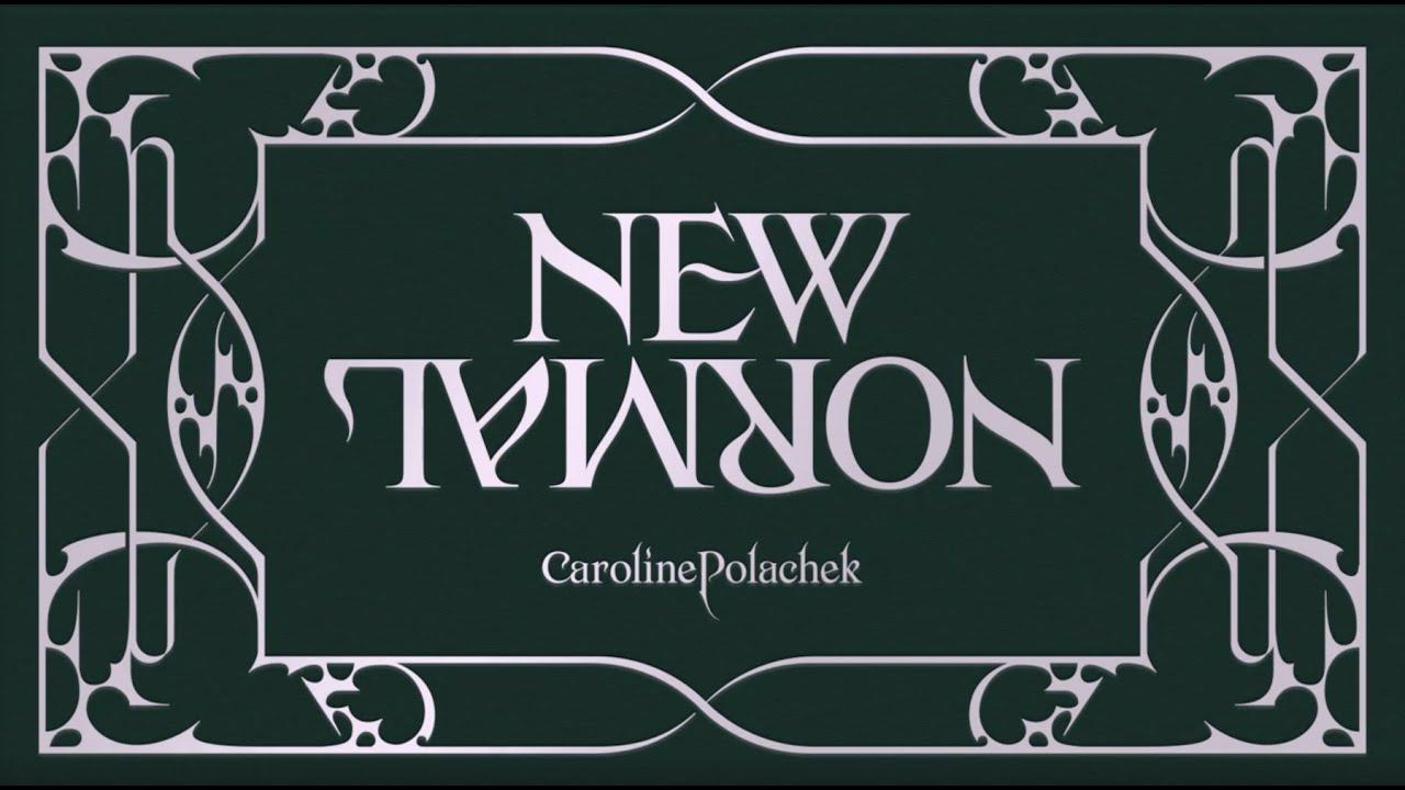 Caroline Polachek New Normal Lyric Booklet Youtube
