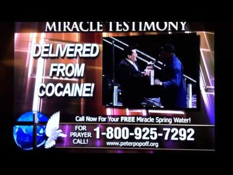 NOW IM CRACKED OUT ON JESUS!  Rev. Peter Popoff