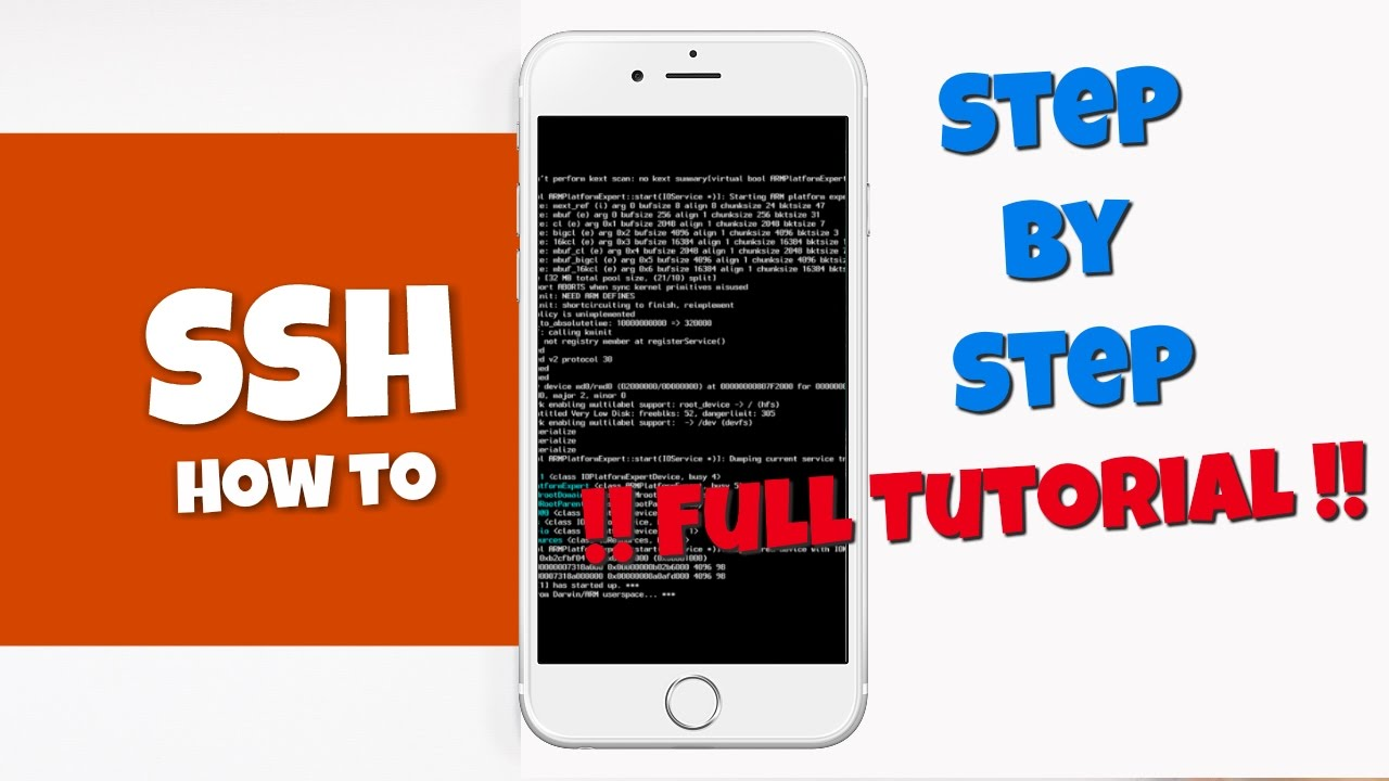 ssh into iphone ssh into iphone 5 using winscp 13049