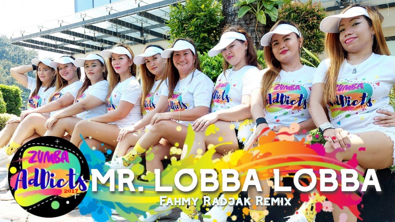 MR.  LOBBA LOBBA | REMIX | TIKTOK VIRAL | DANCE FITNESS | Z ADDICTS