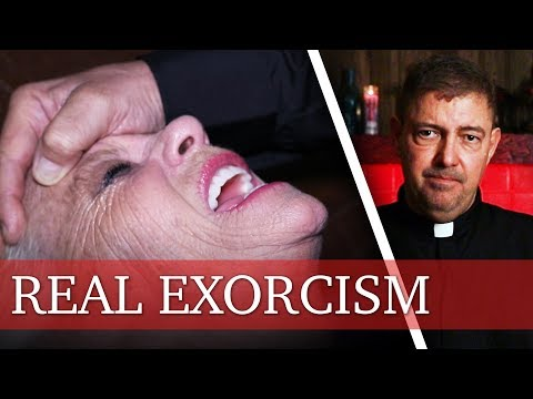 My Life As A Real Exorcist