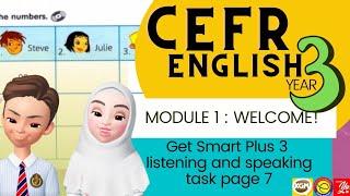 ENGLISH YEAR 3- GET SMART PLUS…
