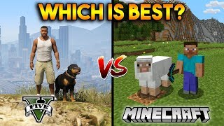 GTA 5 VS M NECRAFT  WH CH  S BEST