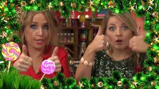 KnutselTV - kersthangers knutselen