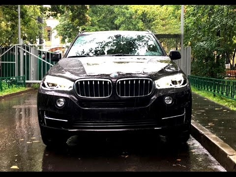 Отзыв владельца BMW X5 F15 после года эксплуатации