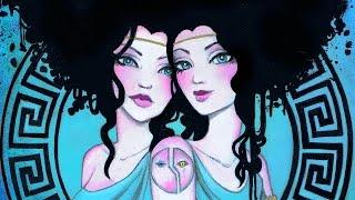 Origin of Love Myth Inspired Speed Paint Demo by Leilani Joy
