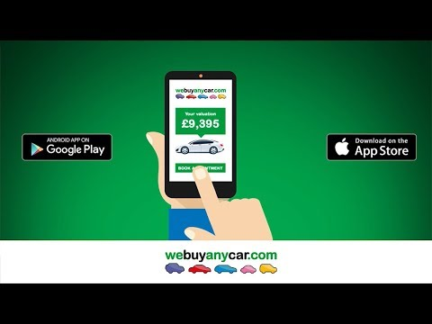 How to value your car with webuyanycar.com