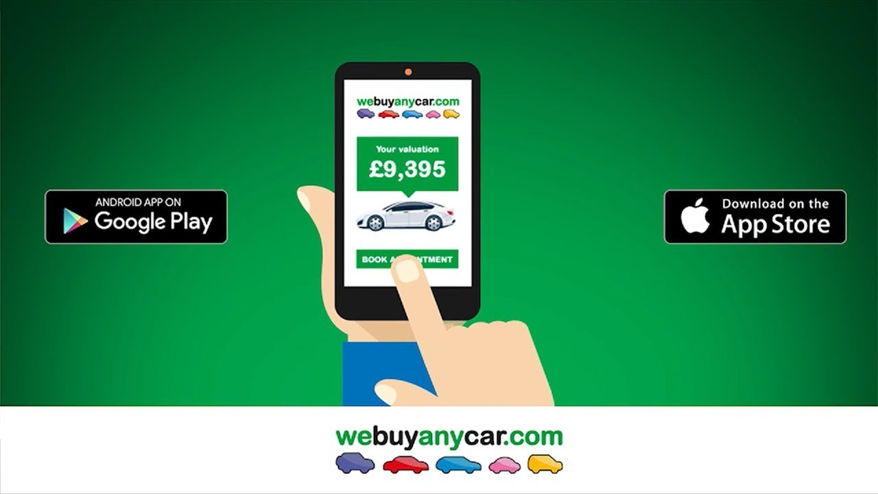Free Car Valuation Value My Car Car Value Webuyanycar Com