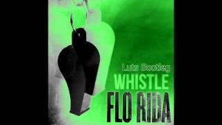 Flo Rida - Whistle (Luts Hardstyle Remix)