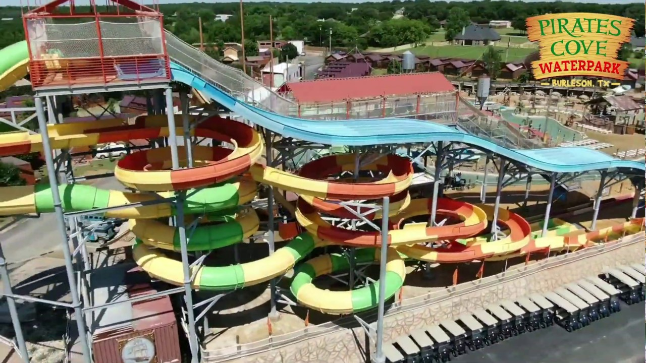 ed38b0db41e Pirates' Cove Water Park 2019 Campers' Information - North Texas Jellystone  Park™