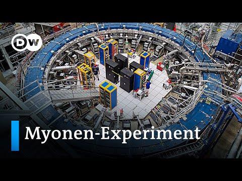 Myonen: Revolution in der Teilchenphysik? | DW Nachrichten
