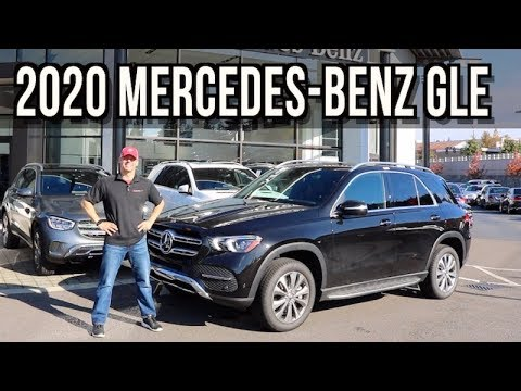 All New! 2020 Mercedes-Benz GLE on Everyman Driver