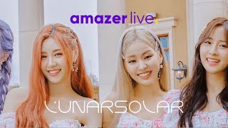 LUNARSOLAR Halloween party with Amazer Live