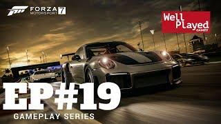 Forza Motorsport 7 Ep19 More Nascar Racing!